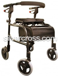 Humancare Nexus Rollator   Silver Cross