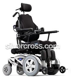 Invacare FDX Power Wheelchair | Silver Cross