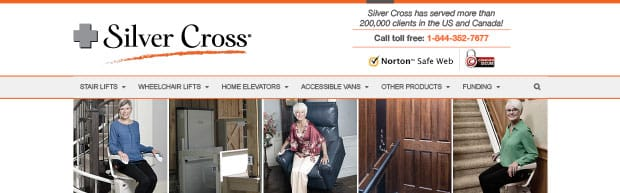 Silver Cross launches new accessibility website
