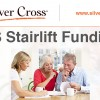 US Stairlift Funding | SILVER CROSS
